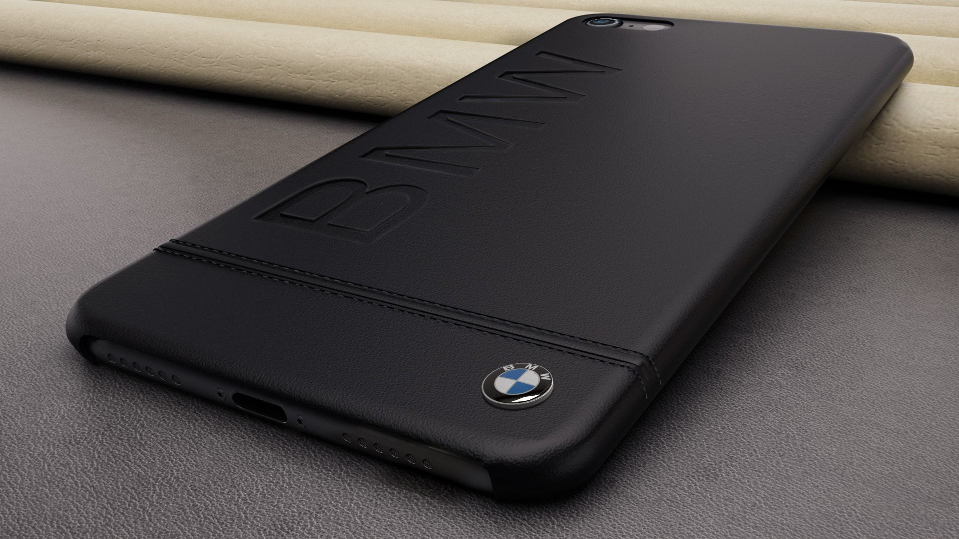 Bmw 174 Apple Iphone 7 Official Racing Leather Case Limited Edition Back Cover